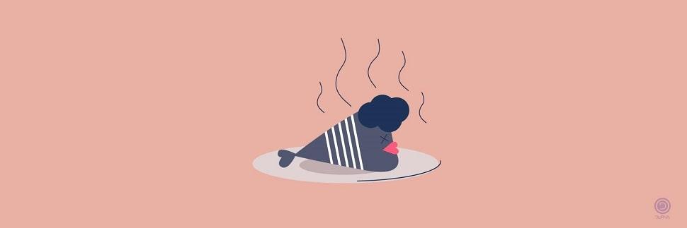 ۷ دلیل بوی بد واژن