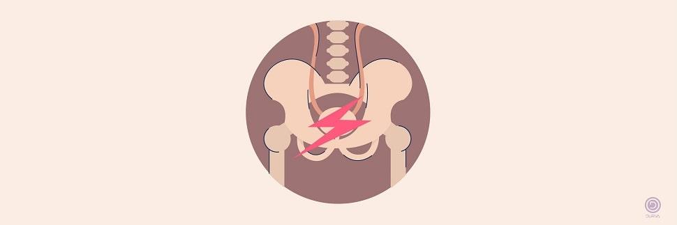 التهاب لگن چگونه ایجاد می شود؟